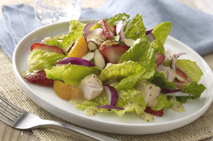 Strawberry & Chicken Salad Image 1