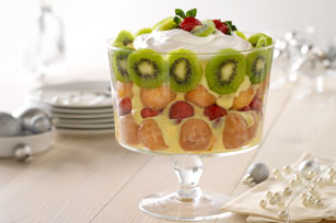 Strawberry-Kiwi Trifle
