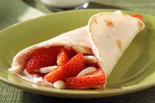 Strawberry-Nut Wrap Image 1