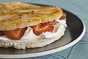 Strawberry Arepas Image 1
