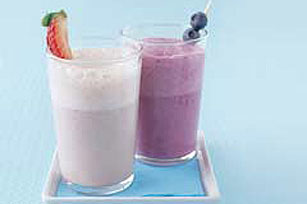 Strawberry Banana Smoothie Image 1