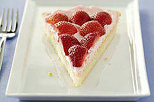 Strawberry Pizza Dessert Image 1
