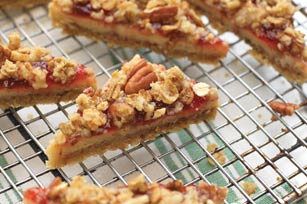 Strawberry Jam Bars Image 1
