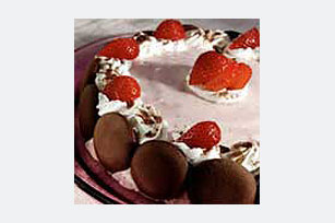 Strawberry Mousse Torte Image 1