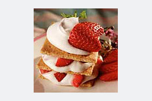 Strawberry Napoleons Image 1