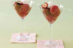 Strawberry Sorbet Recipe Image 1