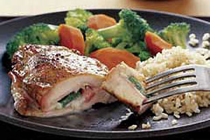 Easy Stuffed Pork Chops Image 1