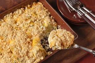 Summertime Yellow Squash Casserole