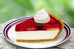 Veraniego cheesecake con bayas