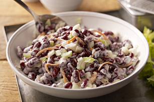 Summertime Kidney Bean Salad My Food And Family