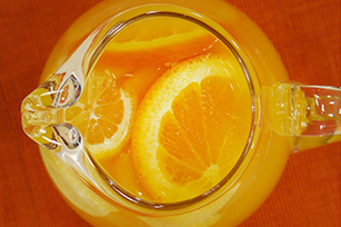 Summertime Orange Lemonade Image 1