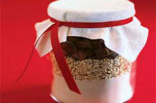 Super-Chunk Oatmeal Cookie Mix