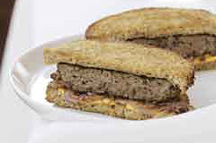 Super-Smart Patty Melts Image 1