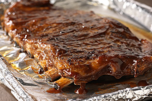barbecued ribs recipe yummly southern grilled barbecued ribs bbq ribs ...