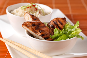 Sweet & Sour Grilled Chicken Breasts Image 1