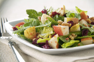 Sweet Cranberry & Pear Tossed Salad Image 1