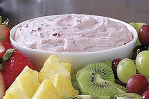 Festive Cranberry Dip Image 1