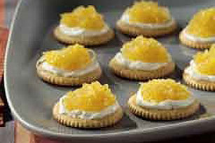 Sweet 'N Creamy Bites