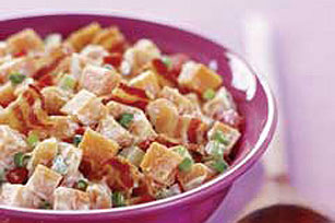 Sweet Potato Bacon Salad Image 1