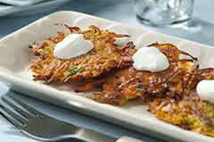 Sweet Potato Latkes Image 1