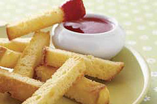 Fun Pound Cake 'Fries' Image 1