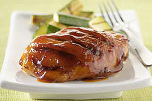 Sweet and Spicy BBQ Chicken