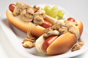 Swiss-Style Franks Image 1