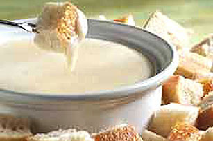 Swiss Cheese Fondue Image 1
