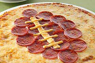 Kickoff Pizza