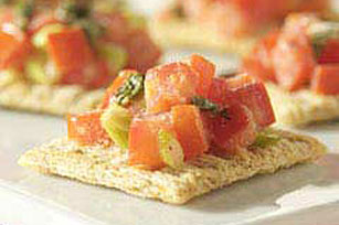 Bruschetta Crackers Image 1