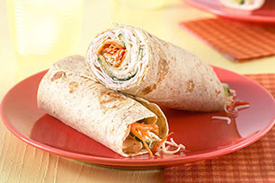 Tuscan Turkey Wrap