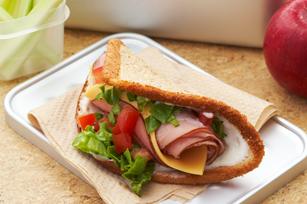 'Taco' Sandwich Recipe