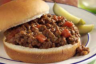 Taco Sloppy Joes Image 1