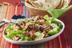 Tandoori Chicken Caesar Salad