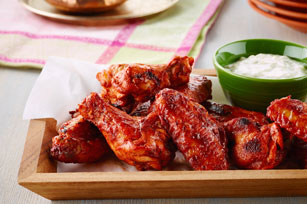Tandoori Chicken Wings Image 1