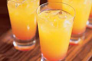 Tanguila Sunrise Mocktail