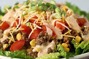 Tangy Fiesta Salad