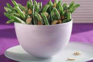 Sabrosos ejotes (habichuelas verdes) almendrados Image 1