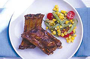 Tangy Southern BBQ Ribs