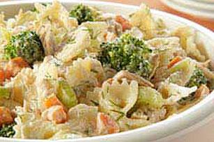 Tangy Tuna Pasta Salad Image 1