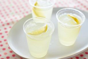 Tart Double-Lemon Lemonade