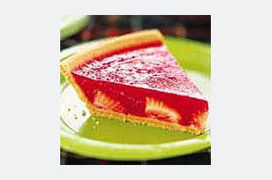 Tarta de gelatina de fresa Image 1