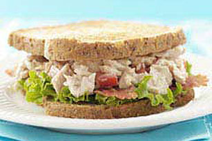 Tasty Tuna BLT