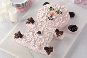 Teddy Bear Sleepover Cake