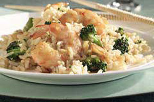 Teriyaki Shrimp Stir-Fry Image 1
