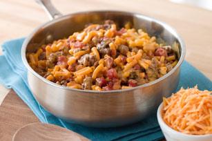 Tex Mex Mac and Cheese Recipe - Kraft Canada