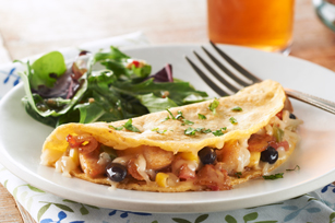 Tex-Mex Chicken Quesadillas Image 1