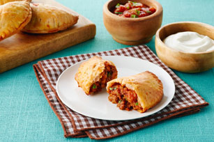 Tex-Mex Mini Turnover Appetizers