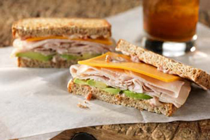 Tex-Mex Turkey Sandwich Image 1