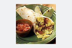 Tex-Mex Morning Wraps